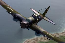 Il-2 (swept-wing) historical skinpack