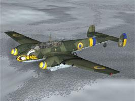Messerschmitt Bf.110G-2 Ukrainian Air Force