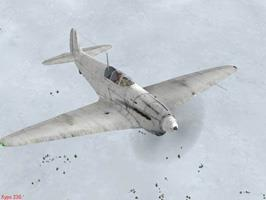 Yak-1 winter camo