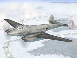 Pe-2 series 359 (winter camo)