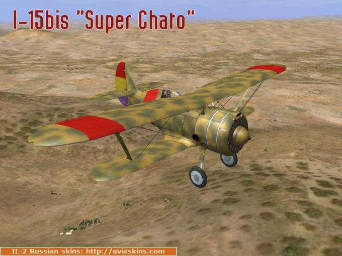 "I-15bis ""Super Chato"""