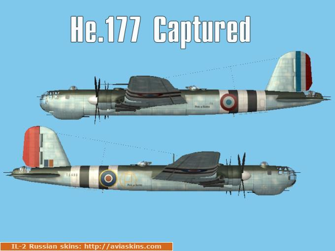 He.177 Captured