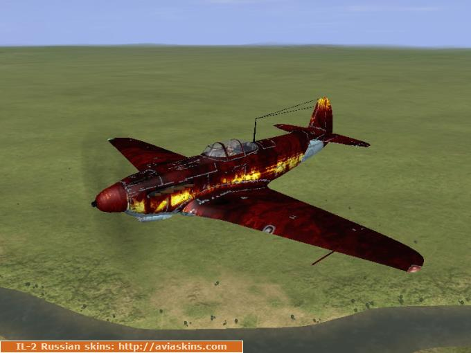 Yak-9_Red-Yellow v4.071